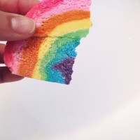 Rainbow Bubble Bar DIY   LUSH Inspired