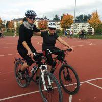 Curso de ciclismo para mujeres