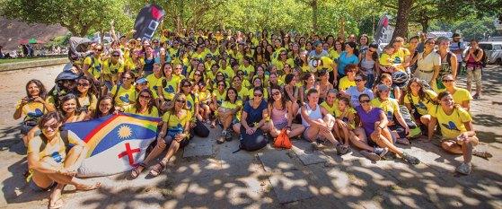 Invasão Feminina 2014 - Rio de Janeiro