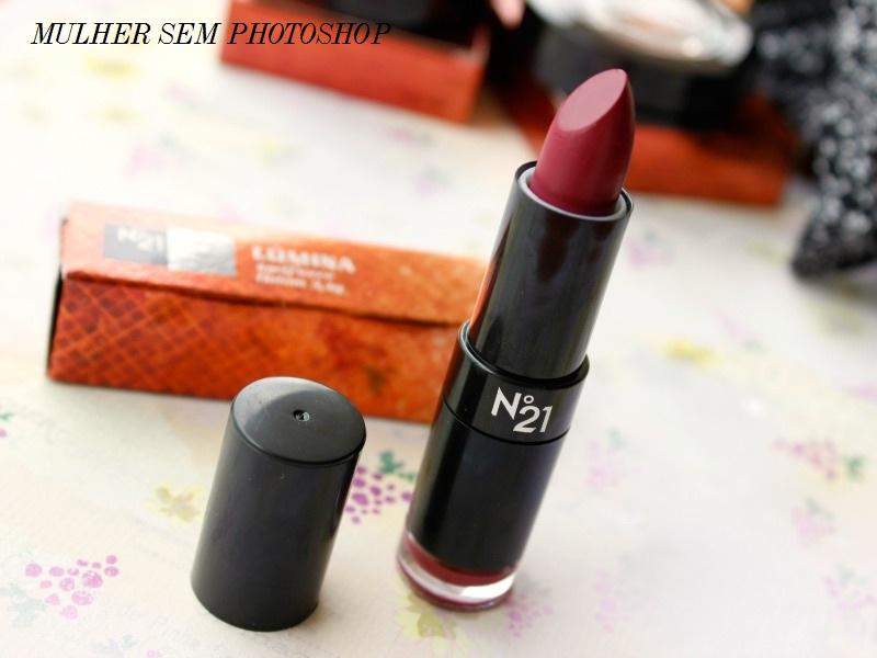 Maquiagem Lúmina - Nº21 - Batom
