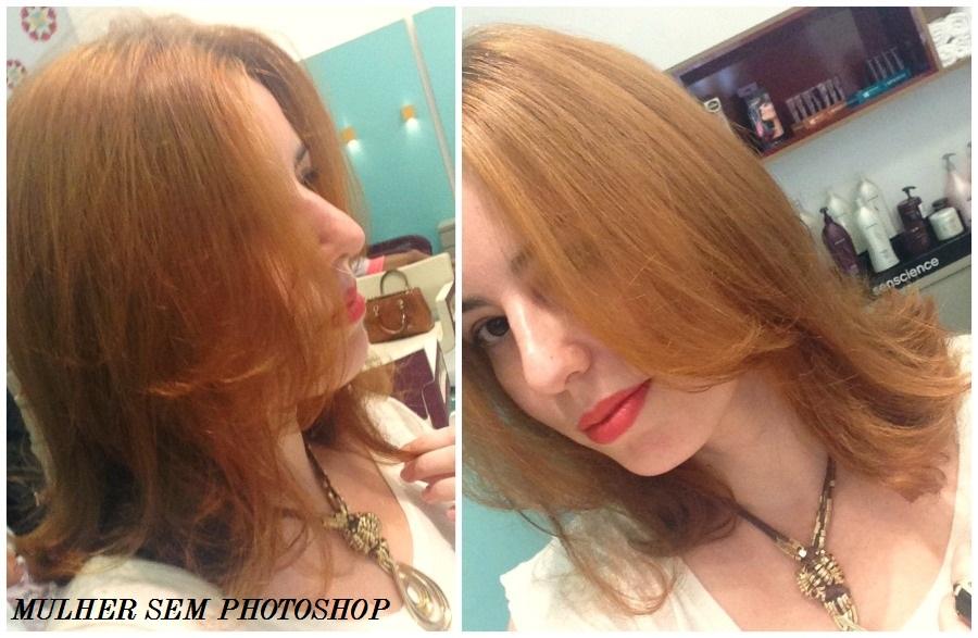 Corte de cabelo médio - Glam Appetit