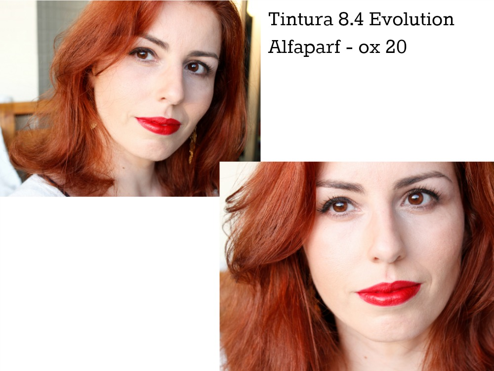 Ruivo Alfaparf Evolution of the Color - Ox 20