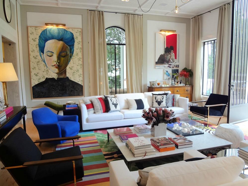 Casa Cor Rio 2016 - Living Paula