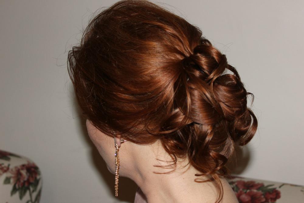 Maquiagem e penteado para festa - Salão em BH - Glam Appetit - Buritis