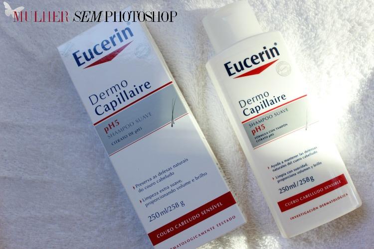 Dermo Capillaire Eucerin resenha