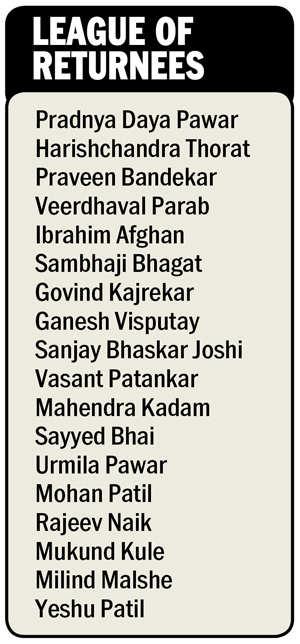 8 more join list of disgruntled Maha intelligentsia, return awards