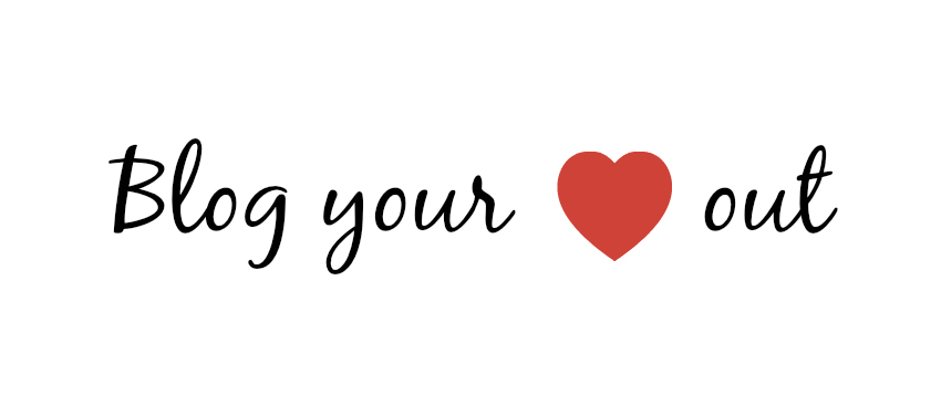 blog your heart out meme or tag