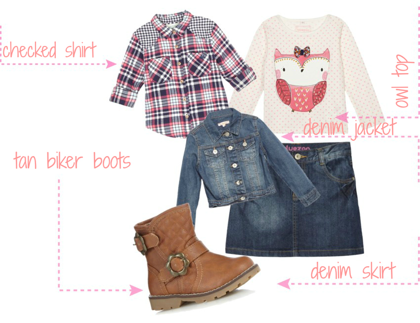 cute autumn outfit for girls