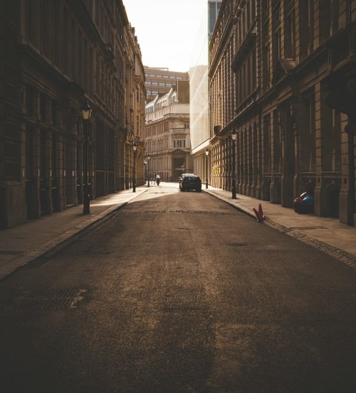 london-street-scene