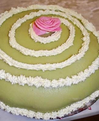 princess cake beckie