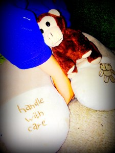 handle with care, mumof2