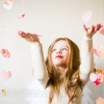 DIY Melted Heart Backdrop – Video Tutorial