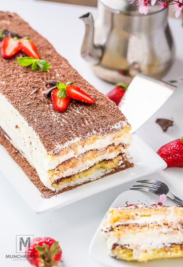 European Chocolate Cream Cheese Cake Recipe - Munchkintime #chocolatecakerecipe #italiandessertrecipes...-www.munchkintime.com