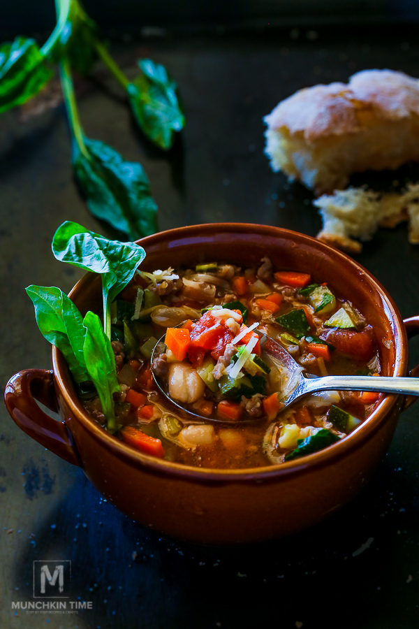 Incredibly Delicious Italian Sausage Soup Recipe - Taste Of Italy