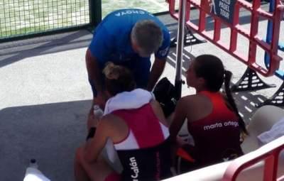 Marta Ortega y Alba Galán se separan