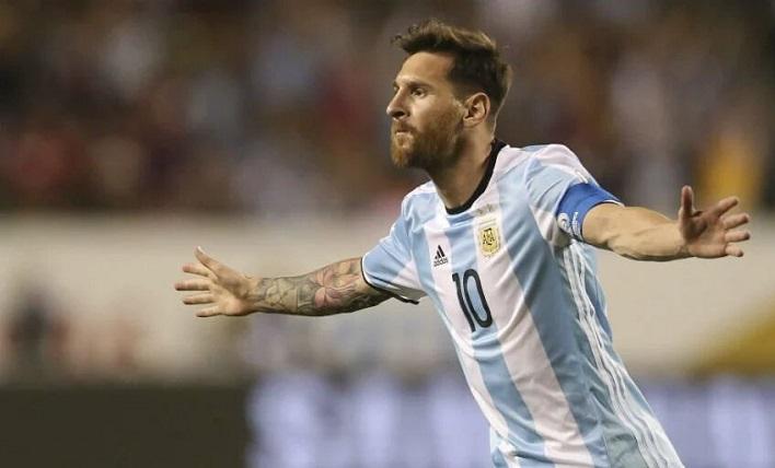 Messi Goal Panama