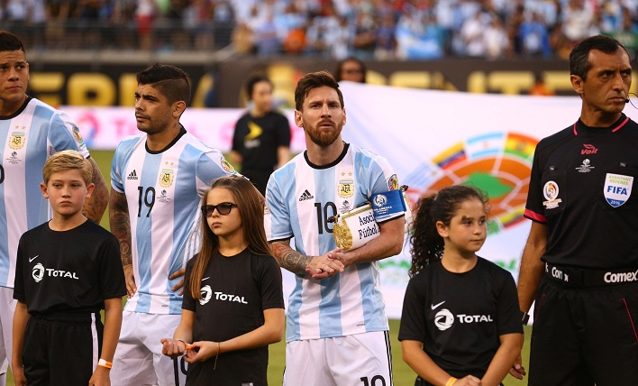 Argentina Team Fnal