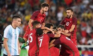 Argentina Portugal Olympics