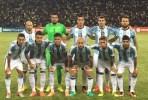 Argentina Line-up