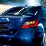 Honda Civic Coupe 2009