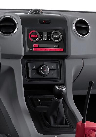 VW Pickup Robust