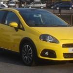 Fiat Punto T-Jet