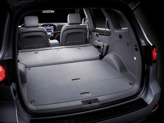Hyundai Santa Fe V6 Siete Asientos Mundoautomotor