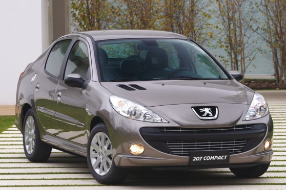 Peugeot 207 Compact Sedan