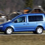 Volkswagen Caddy Life 4Motion