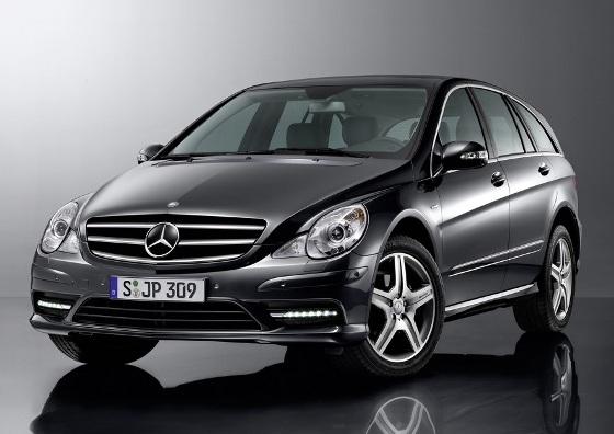 Mercedes Benz Clase R Grand Edition