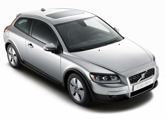Volvo C30 Bateri Electric Vehicle