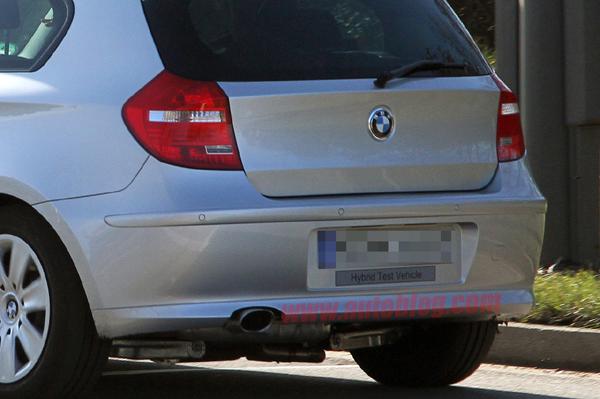 BMW serie 1 Hybrid 3