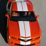 Camaro SS Indy 08