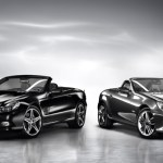Mercedes-Benz-SL Night Edition/SLK Grand Edition