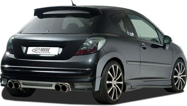 Peugeot 207-RDX RaceDesign 1