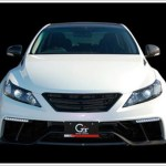 Toyota Mark X G Sports 4