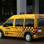 Ford Transit Conect Taxi 08