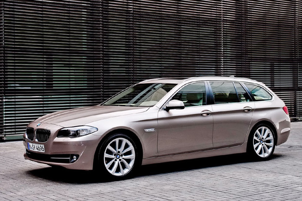 BMW Serie 5 Touring 01