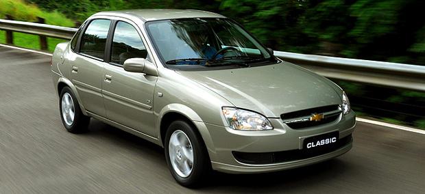 Chevrolet Classic 2010 1
