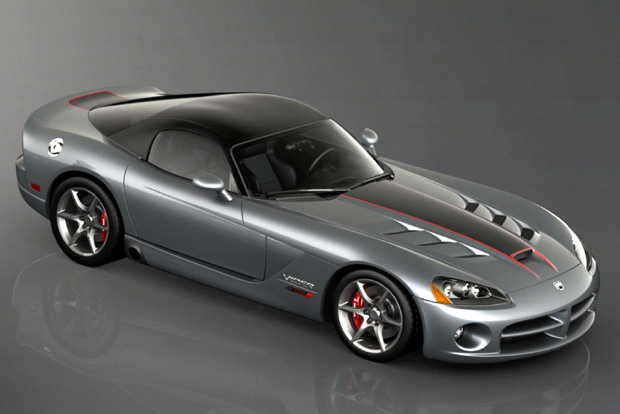 2010 Dodge Viper SRT10 Final Edition
