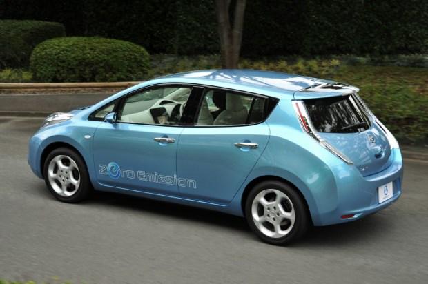 Nissan Leaf EV_02