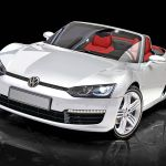 Volkswagen Blue Spot Roadster b