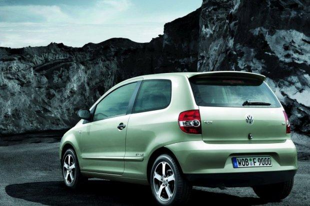Volkswagen Fox nuevo motor 1.2 02