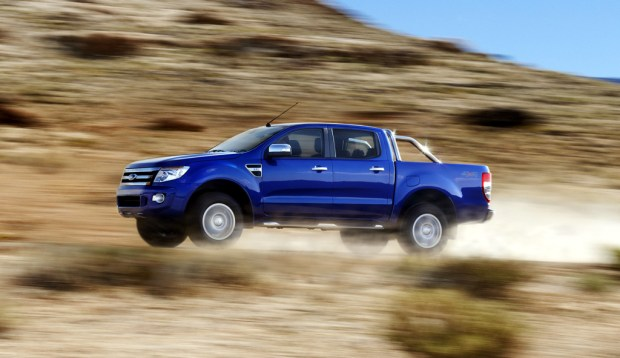 The All-New Ford Ranger