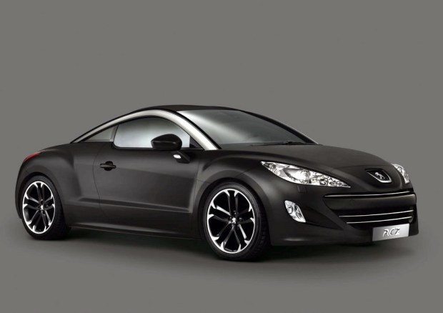 Peugeot RCZ Black Asphalt_01