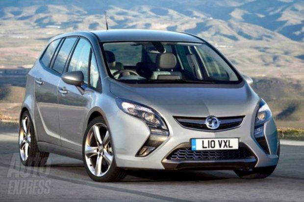 Nuevo Opel Zafira (?)1