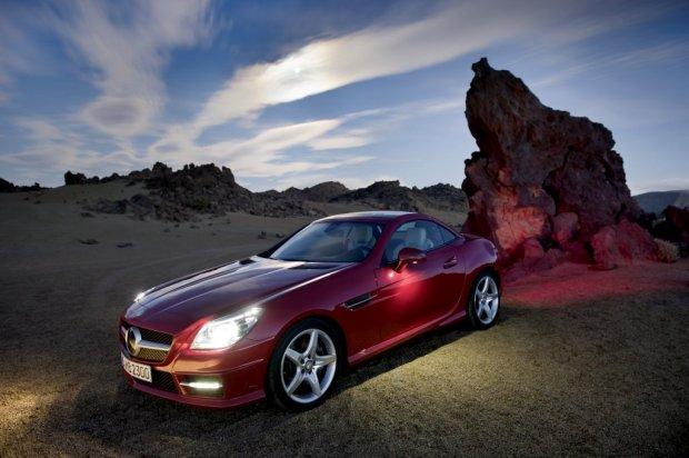 Mercedes-Benz SLK-Class 001