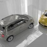 Fiat 500 MPV rendering 06