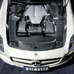 Mercedes Benz sls roadster 44