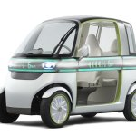 Daihatsu PICO EV Concept CSP 01